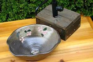 陶芸体験 お客様作品集 洗面のボウル