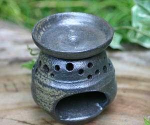 陶芸体験 お客様作品集 アロマポット、茶香炉