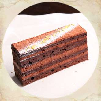 ショコラ・オランジェ