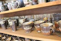 陶器販売 ギャラリー