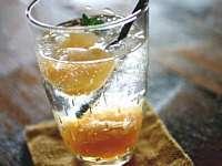 かぼ茶庵 季節のソーダ水4