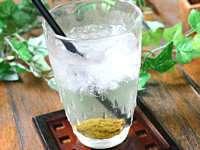 かぼ茶庵 季節のソーダ水5