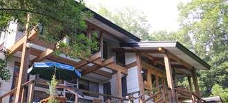 益子 森のレストラン 店内